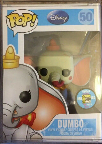 Disney Funko Pop! Dumbo (Clown) #50