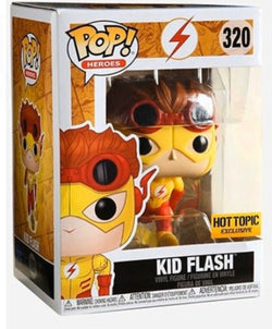 Flash Funko Pop! Kid Flash (Comics) #320 (Pre-Order)