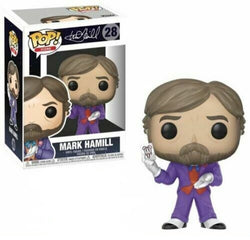 Icons Funko Pop! Mark Hamill (Joker Suit) #28