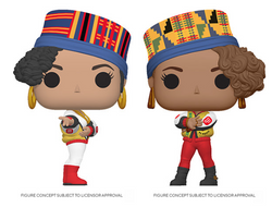 Salt-N-Pepa Funko Pop! Complete Set of 2 (Pre-Order)
