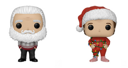 The Santa Clause Funko Pop! Complete Set of 2 (Pre-Order)