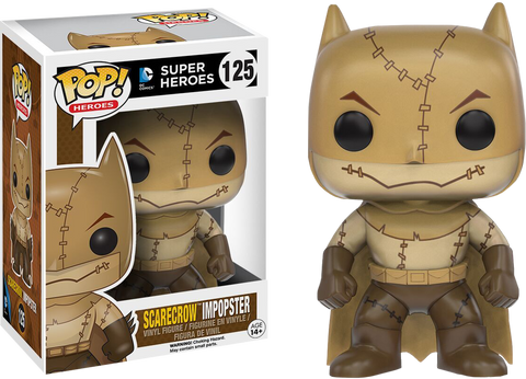 DC Super Heroes Funko Pop! Scarecrow Impopster #125