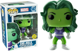 Marvel Funko Pop! She-Hulk (GITD)