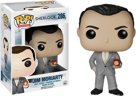 Sherlock Funko Pop! Jim Moriarty