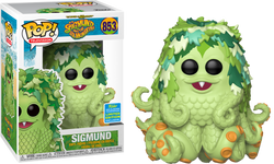 Sigmund and the Sea Monsters Funko Pop! Sigmund #853