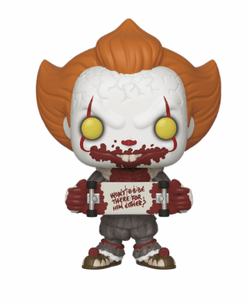 IT Chapter 2 Funko Pop! Pennywise (with Skateboard) (Pre-Order)
