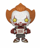 IT Chapter 2 Funko Pop! Pennywise (with Skateboard) #778