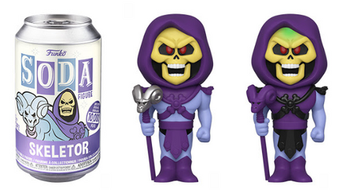 Masters of the Universe Funko Vinyl SODA Skeletor (Chance of Chase) (Pre-Order)