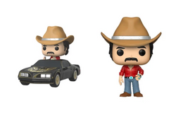 Smokey & The Bandit Funko Pop! Complete Set of 2 (Pre-Order)