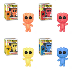 Sour Patch Kids Funko Pop! Complete Set of 4