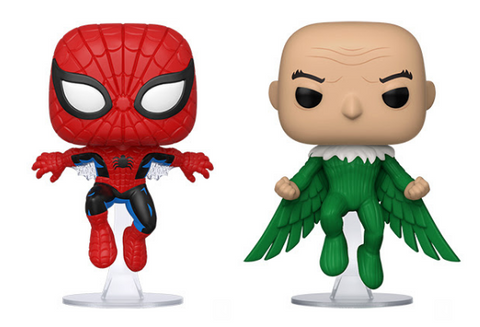 Marvel 80 Years Funko Pop! Complete Set of 2 Spider-Man (Pre-Order)
