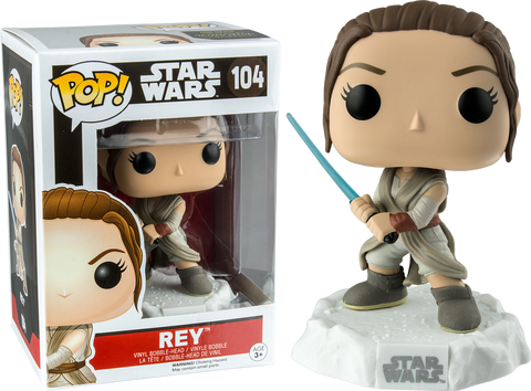 Star Wars Funko Pop! Rey (Lightsaber)