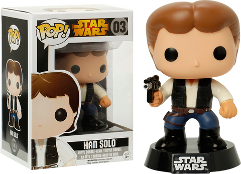 Star Wars Funko Pop! Han Solo (Vault Edition)