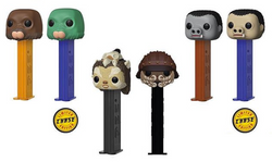 Star Wars Funko Pop! Pez Complete Set of 6 CHASES Included (Pre-Order)
