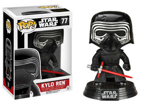 Star Wars Funko Pop! Kylo Ren