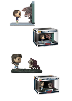 Stranger Things Funko Pop! Complete Set of 2 Movie Moments (Pre-Order)