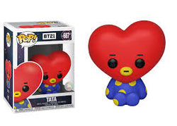 BT21 Funko Pop! Tata #687