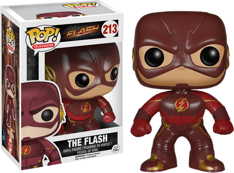 Flash Funko Pop! The Flash #213