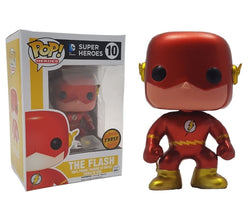 DC Super Heroes Funko Pop! The Flash CHASE #10