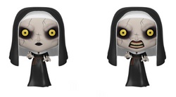 The Nun Funko Pop! Complete Set of 2 (Pre-Order)
