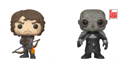 Game of Thrones Funko Pop! Complete Set of 2 Theon and Mountain (Pre-Order)