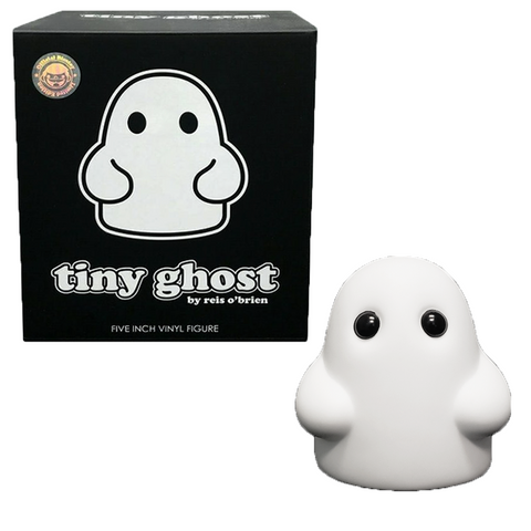 Tiny Ghost Vinyl Figure (OG Edition)