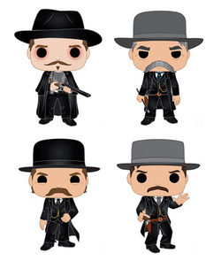 Tombstone Funko Pop! Complete Set of 4 (Pre-Order)