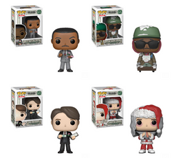 Trading Places Funko Pop! Complete Set of 4 (Pre-Order)