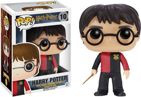 Harry Potter Funko Pop! Harry Potter (Triwizard) #10