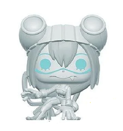 My Hero Academia Funko Pop! Tsuyu (Camouflage Invisible) (Pre-Order)