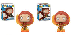 X-Men Funko Pop! Dark Phoenix (with Flames) CHASE & Common #413 (Pre-Order)