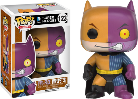 DC Super Heroes Funko Pop! Two-Face Impopster