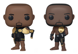 UFC Funko Pop! Complete Set of 2 (Pre-Order)