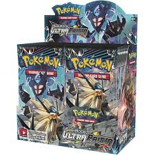 Pokemon Sun & Moon - Ultra Prism - Booster Box (36 Packs)