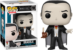 Universal Studios Monsters Funko Pop! Dracula #799 (Pre-Order)