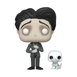 Corpse Bride Funko Pop! Victor (with Scraps) (Pre-Order)