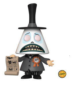 Nightmare Before Christmas Funko Pop! The Mayor CHASE (Pre-Order)