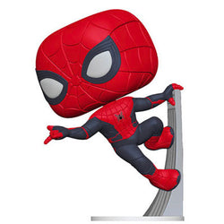 Spider-Man: Far From Home Funko Pop! Spider-Man (on Wall) (Pre-Order)