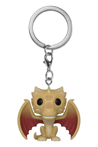 Game of Thrones Funko Pop! Keychain Viserion