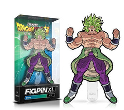 Dragon Ball Super FiGPiN XL Broly #X12