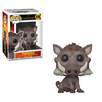 The Lion King Funko Pop! Complete Set of 5 Live Action (Pre-Order)
