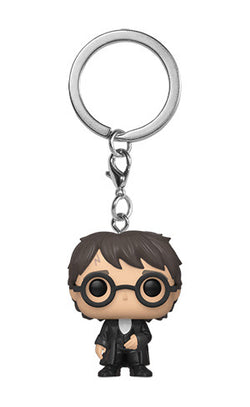 Harry Potter Funko Pop! Keychain Harry (Yule Ball)