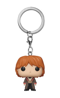 Harry Potter Funko Pop! Keychain Ron (Yule Ball) (Pre-Order)