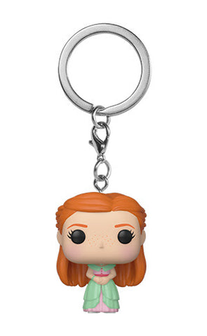 Harry Potter Funko Pop! Keychain Ginny (Yule Ball)