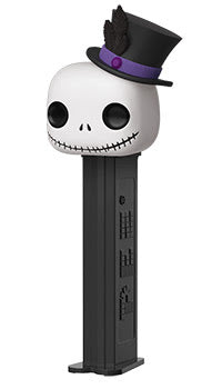 Nightmare Before Christmas Funko Pop! PEZ Dapper Jack (Pre-Order)