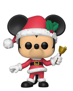 Disney Funko Pop! Mickey (as Santa) (Holiday) (Pre-Order)
