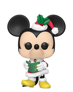 Disney Funko Pop! Minnie (Mrs. Claus) (Holiday) (Pre-Order)