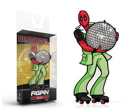 Deadpool FiGPiN Mini Deadpool 70s (Disco) #M24 (Pre-Order)