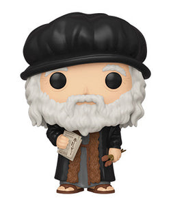 Artists Funko Pop! Leonardo DaVinci (Pre-Order)