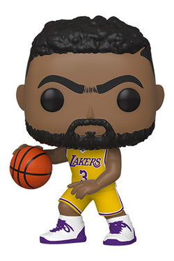 NBA Lakers Funko Pop! Anthony Davis (Yellow Jersey) (Pre-Order)